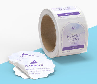cts & roll labels