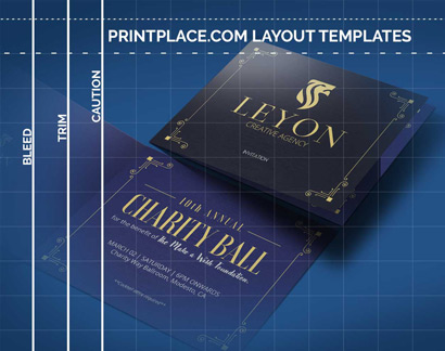 Silk Invitations templates thumbnail