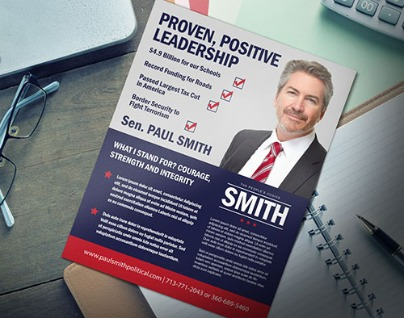 Political Brochure Printing