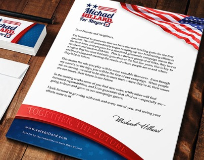 Political Letterhead Printing