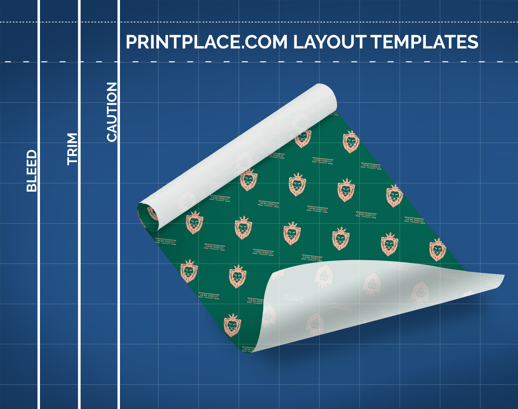 Wrapping Paper templates thumbnail