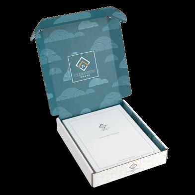 cosmetic boxes for cedar cream
