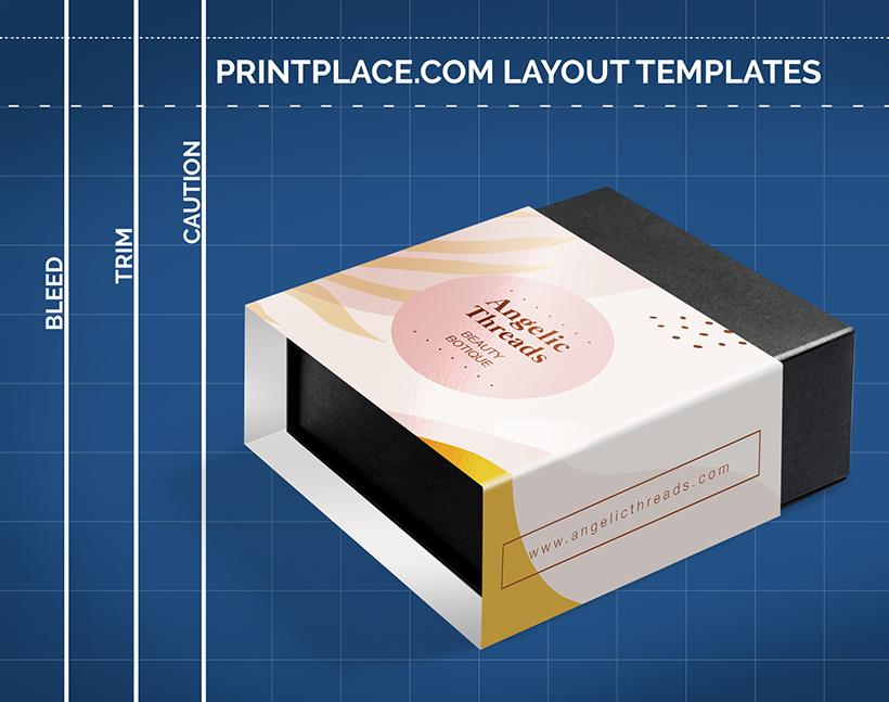 Packaging Sleeves templates thumbnail