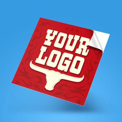 Logo Sticker Printing