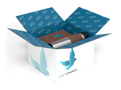 customized shipping box