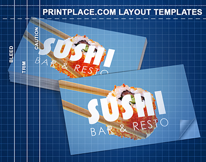 stickers layout templates