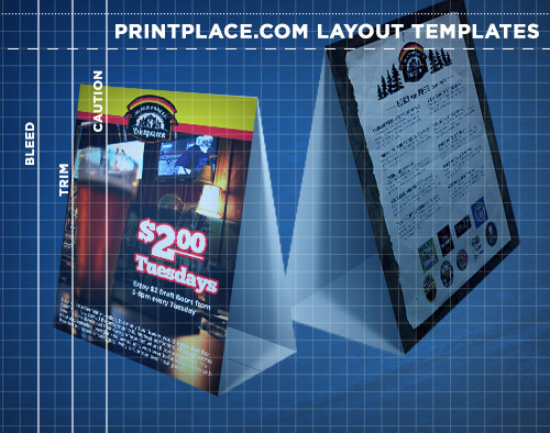 Table Tents templates thumbnail