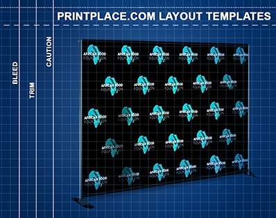 Step and Repeat Banners templates thumbnail