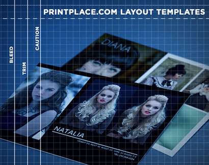 Comp Cards templates thumbnail