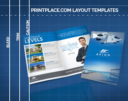 1/4 Page Flyer Template Free from s1-ecp.printplace.com