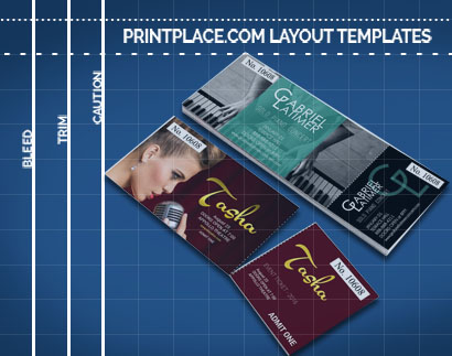 Tickets templates thumbnail