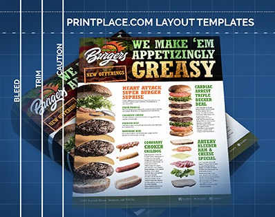 Metallic Sales Sheets templates thumbnail