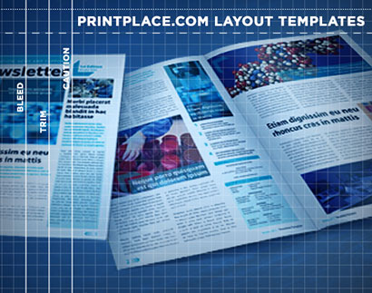 Newsletters templates thumbnail