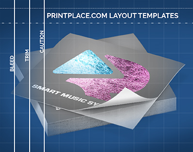 Metallic Labels templates thumbnail