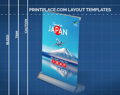 Table Top Banners templates thumbnail