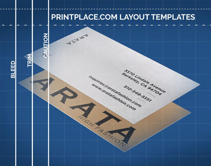 Velvet Soft Touch Business Cards templates thumbnail