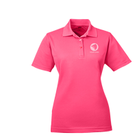 UltraClub Ladies' Cool and Dry Mesh Pique Polos