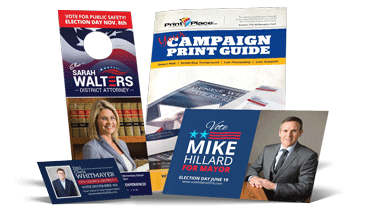 Political Campaign Sample Kit