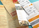 Custom Food Menu Printing