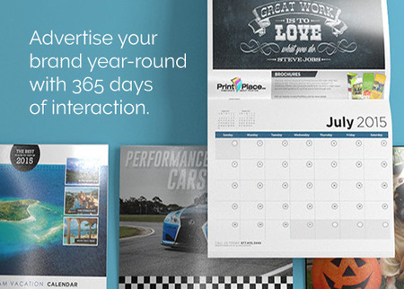 Print Personalized Calendars