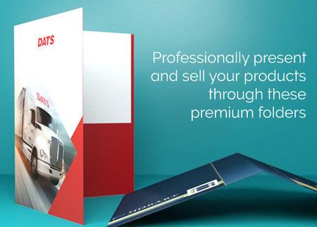 Print Presentation Folders