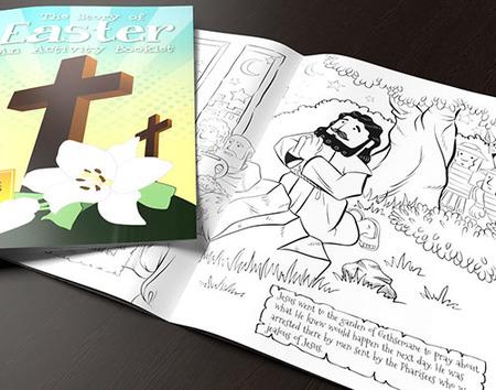 Custom Printed Church Booklets