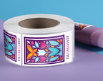 Roll Vinyl Sticker Printing