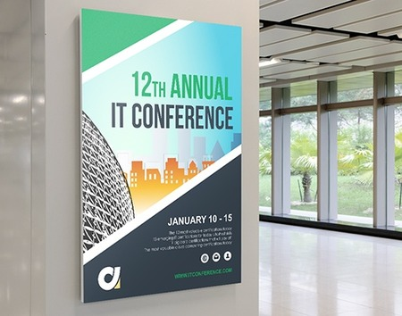 bulk posters for conferences and events
