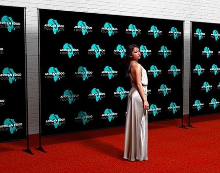 Step and Repeat Banners Printing