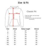 Sweatshirt Sizes